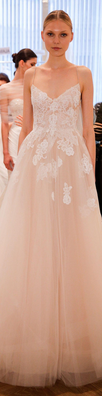 Monique Lhuillier Bridal Spring 2016