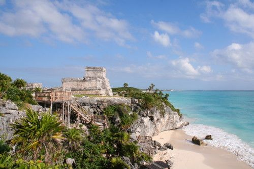 Krystal Cancun Timeshare Visits Famous Historical Sites in Cancun