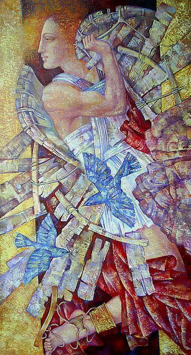 Artodyssey: Olga Naletova