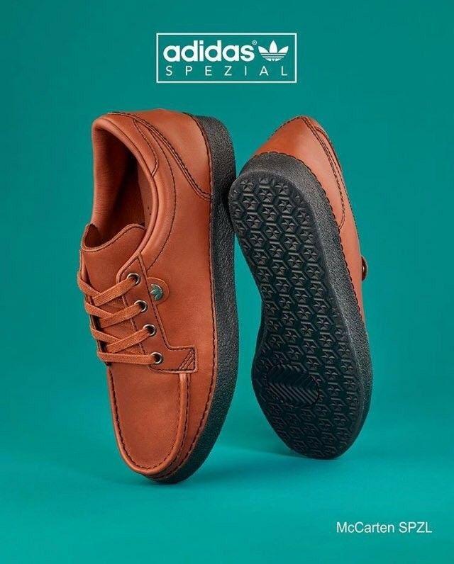The McCarten Spezial A/W17 shoe, due for release 22/9/17