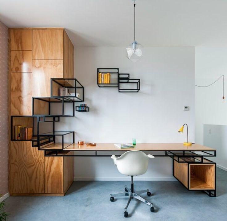 inspiring desk design by filip janssens