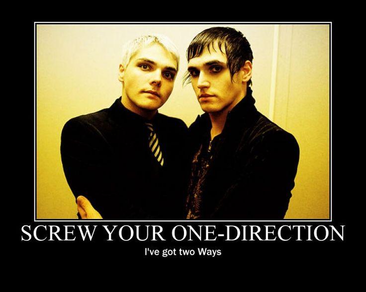 My Chemical Romance Motivational Poster by XxImNotOkay13xX.deviantart.com on @deviantART