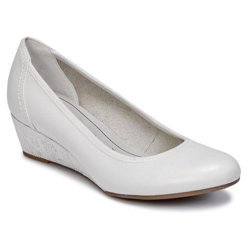 Παπούτσια Γυναίκα Γόβες Tamaris ROUFI άσπρο