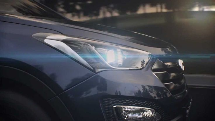 Noul Hyundai Santa Fe - Confort