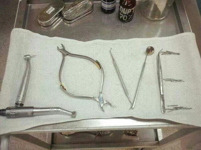 Dental humor. You've got to LOVE it!