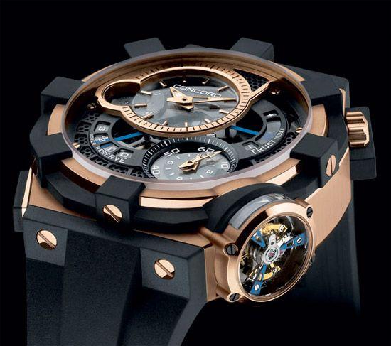 – Concord C1 Gravity Watch –
