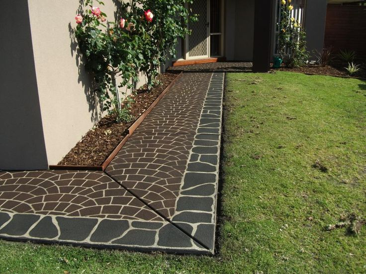 Paving Design Ideas - Get Inspired by photos of Paving Designs from Prestige Pattern Paving - Australia | hipages.com.au