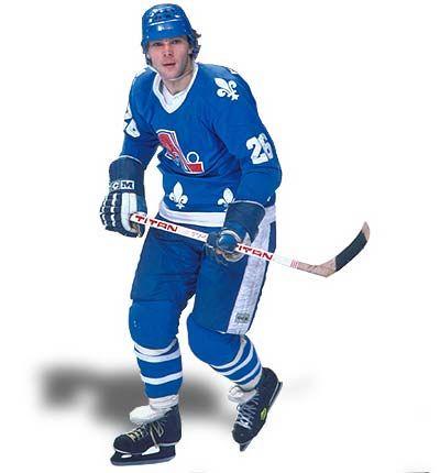 Peter Šťastný (né le 18 septembre 1956 à Bratislava, la capitale de la Slovaquie, alors en Tchécoslovaquie) est un joueur professionnel de hockey sur glace slovaque et qui a obtenu la citoyenneté canadienne par la suite1. De 2004 à 2014, il est membre du Parlement européen2. Après Wayne Gretzky, il fut le joueur le plus prolifique des années 1980. Il a atteint le plateau des 100 points à sept reprises dont six saisons consécutives.