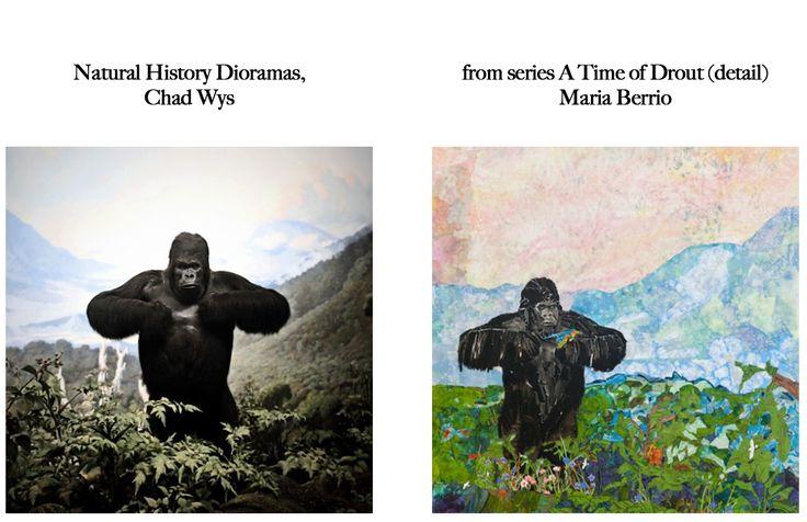 FEELS FAMILIAR: Chad Wys VS Maria Berrio #ChadWys #MariaBerrio