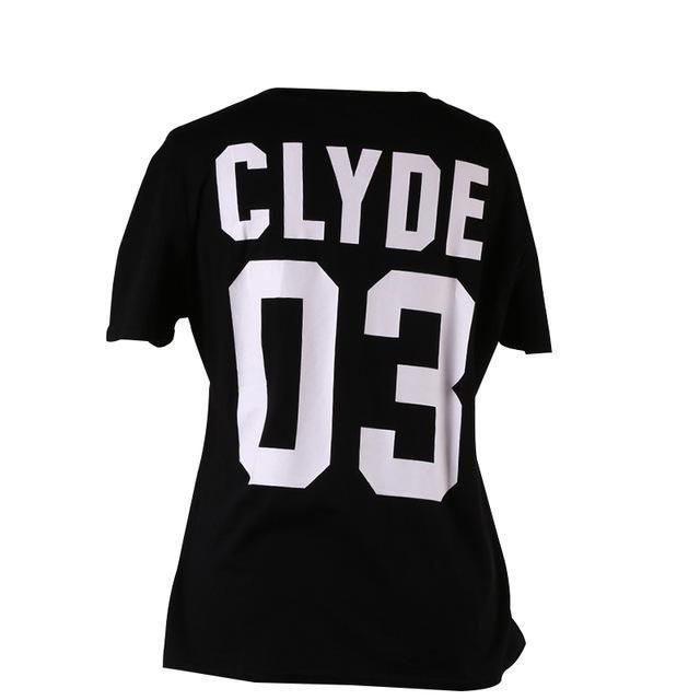 Couple Bonnie & Clyde Shirt