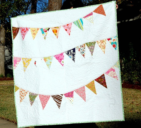 Quilt . Vintage Modern Quilts //