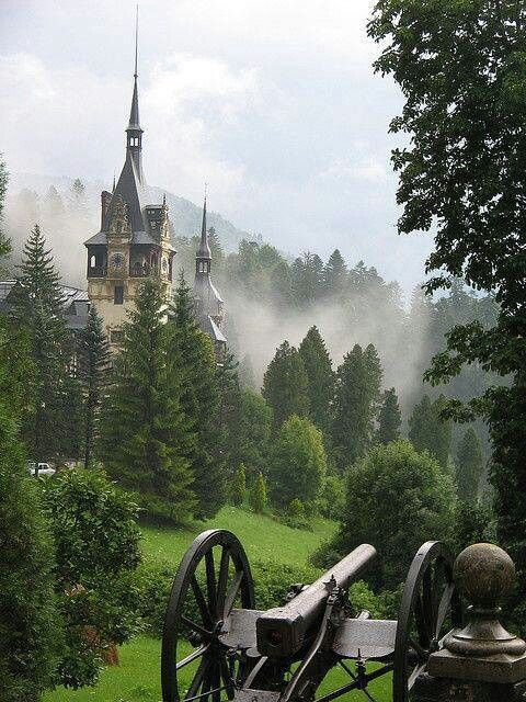 Peles Castle Romania.I want to visit here one day.Please check out my website thanks. www.photopix.co.nz