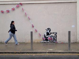 Banksy Gallery - Optical Spy
