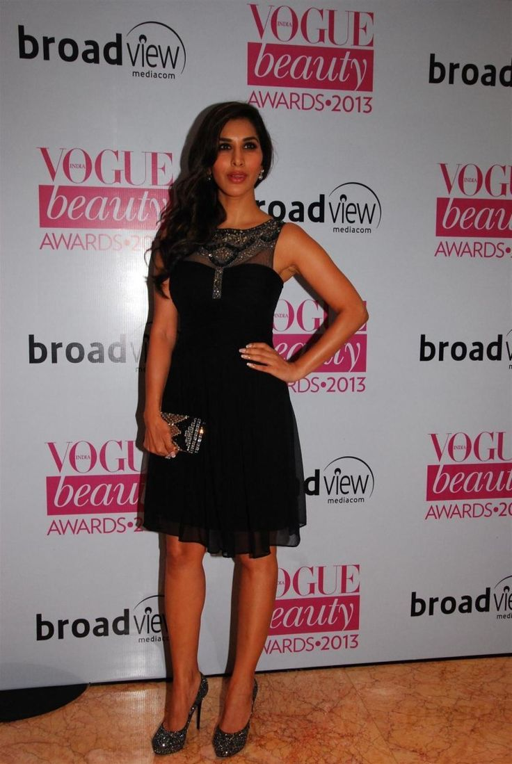 Sophie Chaudhary at Vogue Awards 2013.