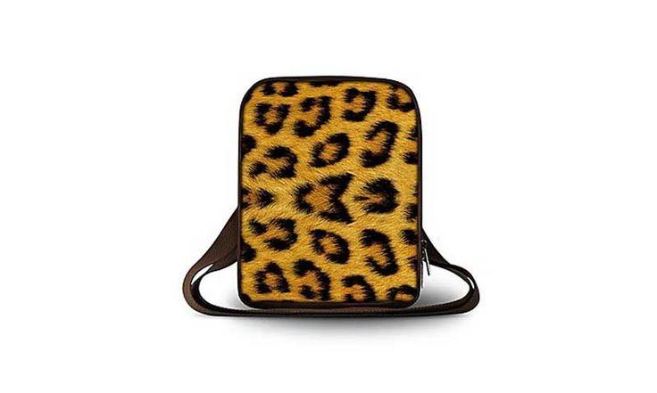 Сумка-чехол для IPad Air Леопард...