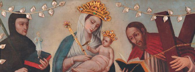 IMAGENES RELIGIOSAS: Nuestra Señora de Chiquinquirá