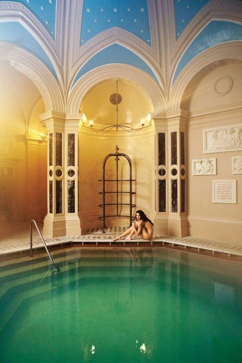 Racz thermal baths