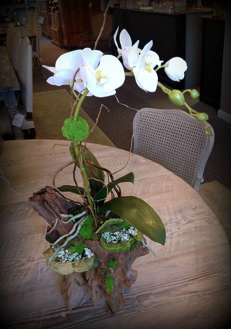 Handmade Orchid Arrangement