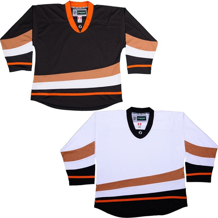 Tron DJ300 Hockey Jersey - Anaheim Ducks