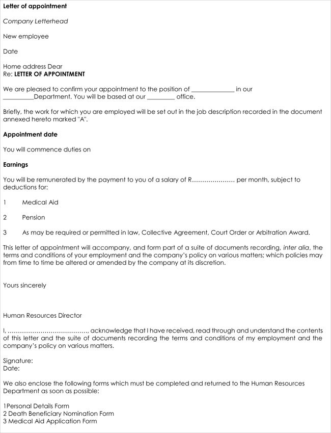 The 25+ best Simple resignation letter format ideas on Pinterest - free recommendation letter template