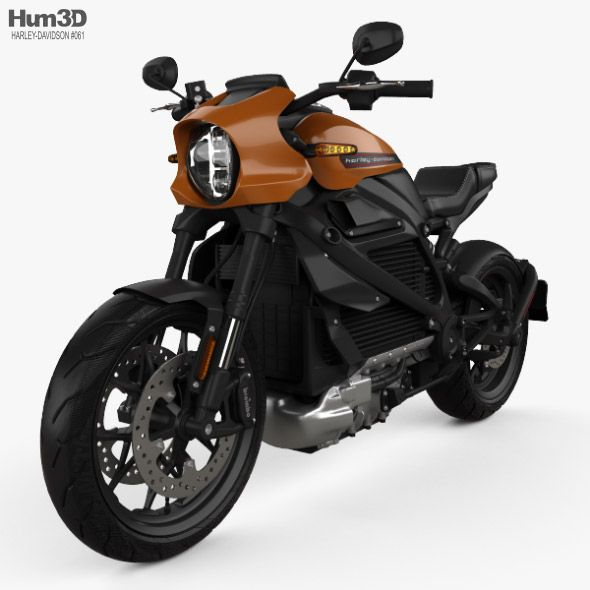 Harley Davidson Livewire 2019 Harley Davidson 3d Model Harley