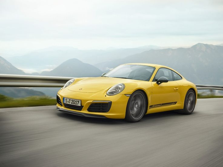 Porsche Says That The 2018 911 Carrera T Is Available For Pre Order Now And