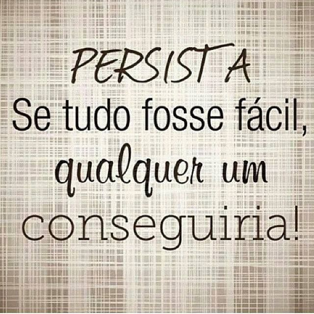 Persista!!