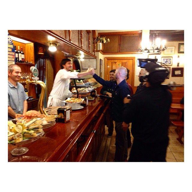 #MichelinStar #Chefs #Arbelaitz #Daniel López #restaurantekokotxa #restaurantealameda #munchies #bartxepetxa #guide #BasqueCountry #pintxos #gastronomy  https://www.youtube.com/watch?v=OwmBAvqa_0U