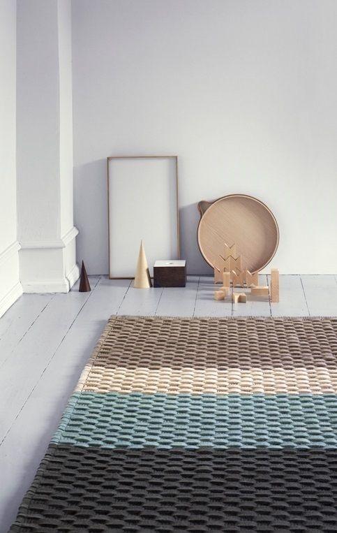 Ritchy vloerkleed met prachtige structuur in mooie kleuren.