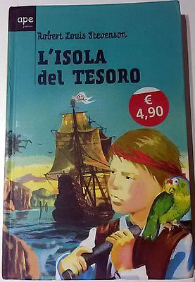 L'Isola del Tesoro di Robert Louis Stevenson - ape junior