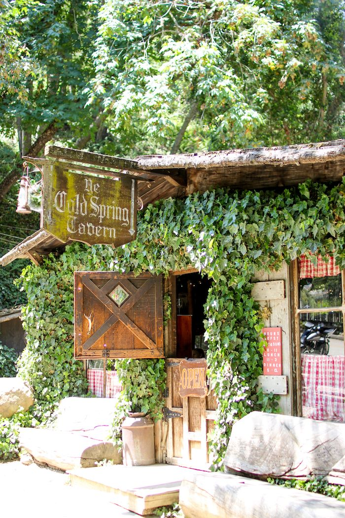 cold spring tavern restaurant. Coolest place ever! I went on my trip to Santa Barbara and it was amazing!!