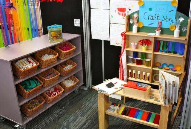 Craft Shop- art center