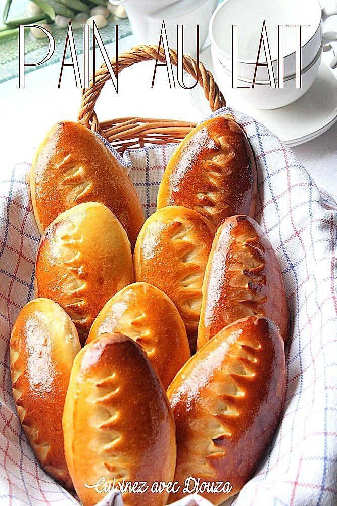 Voici des petits pains au lait très moelleux et légers. Cette recette facile de pains au lait maison donne des pains gourmands. Des ingrédients à