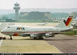 Avia Airlines - Jan Smuts Airport