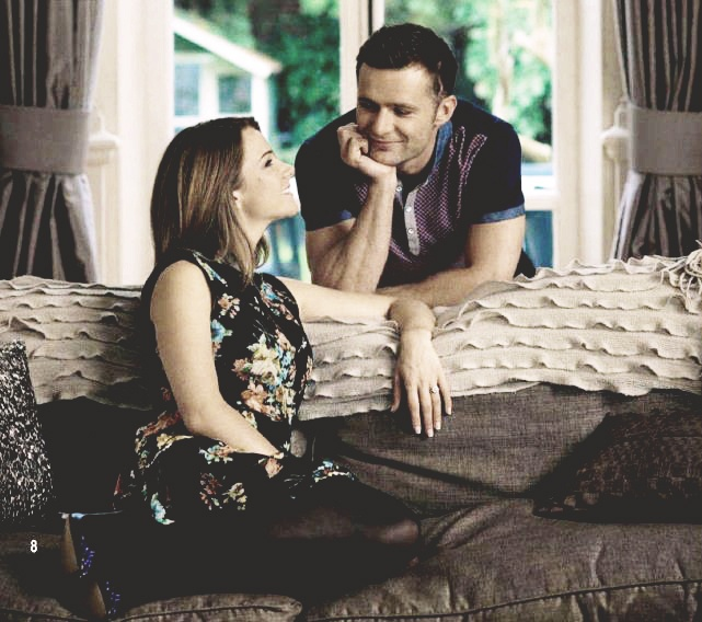 """""""You don't understand Izzy, I'm going to marry you one day"""" ♥ Harry Judd & Izzy Johnston ♥"""