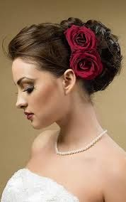 Image result for bride hairstyle long hair