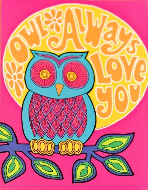 Owl Always Love You' by Camp Smarty Pants