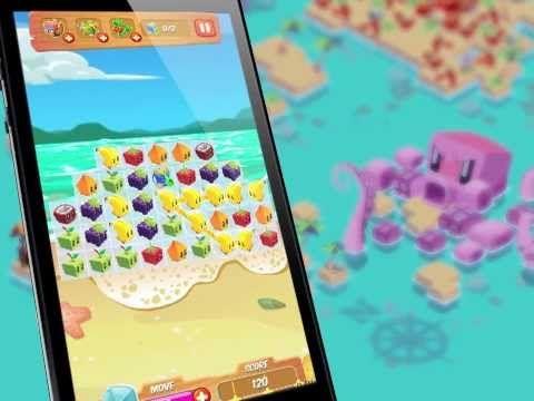 Juice Cubes, il puzzle game della Rovio su Android e iOS!