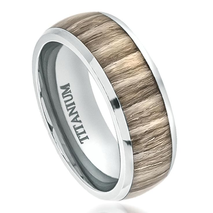 Wood is weirdly a big passion of mine. I really love it, all the way from trees to a finished ring. The fact that it was alive and that each piece is different. #elmanjewelry #jewelry #wedding #rings #bands #weddingband #weddingbands #tungstenrings #titaniumrings #woodrings #woodenrings #woodinlay