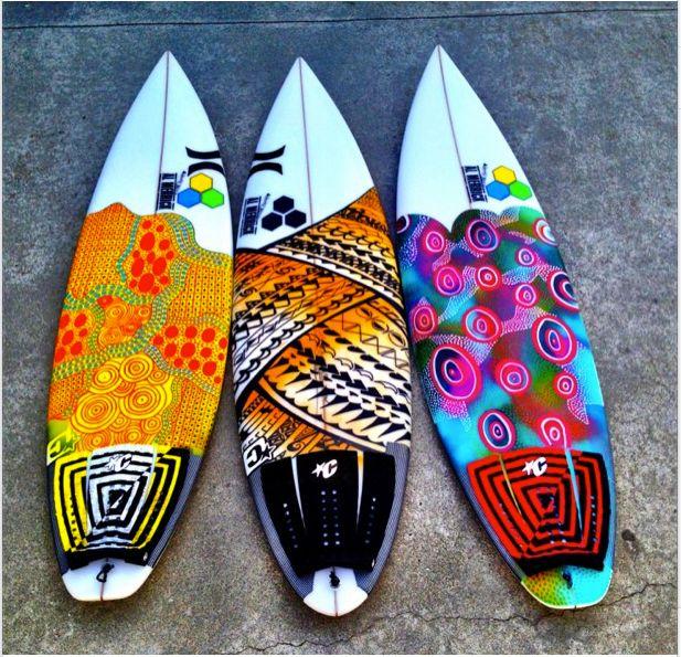 Channel Islands surfboards----droool!! Hahahaha siiick art!!! :) totally