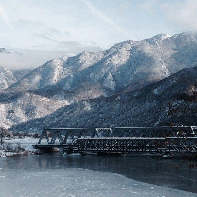 Valea Oltului, Romania