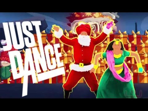 Just Dance Jingle Bell Rock (Glee Cast version) 2015 Just Dance Hits