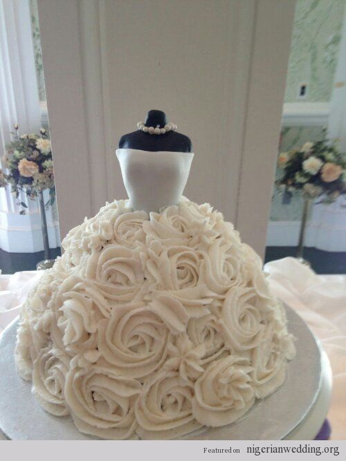 Highly Creative & Unique Bridal Shower Cake Ideas
