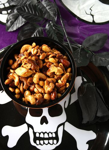 Stay clear from nuts, as they may potentially harm your braces.
