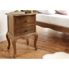 A classical, French style bedside cabinet finished in a beautiful weathered oak colour.  Simple and elegant, these bedsides will be a practical and stylish addition to any bedroom and match perfectly with our Amelia Bed Frames – both LFE and HFE.