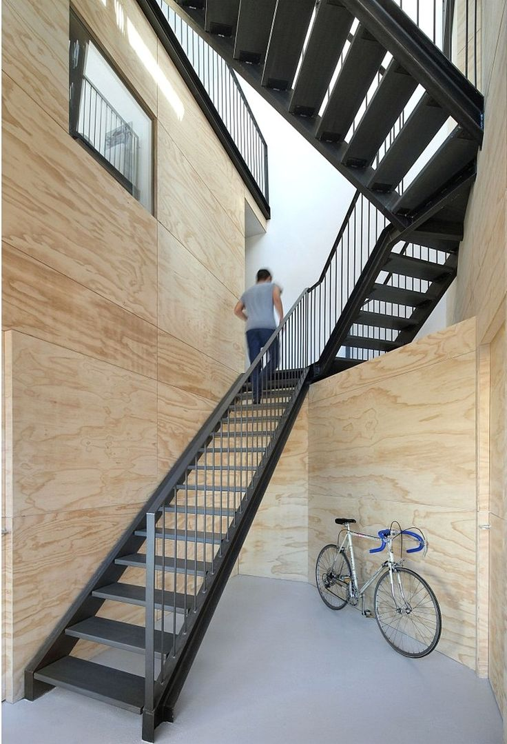 Lofthouse in Amsterdam / Marc Koehler Architects