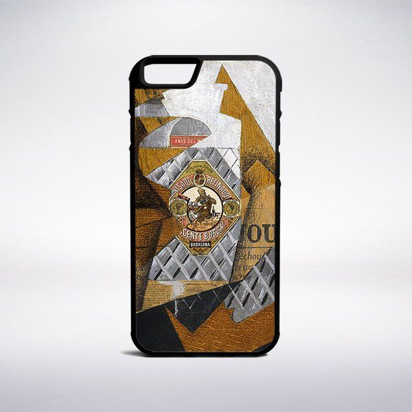 Juan Gris - The Bottle Of Anis Del Mono Phone Case – Muse Phone Cases