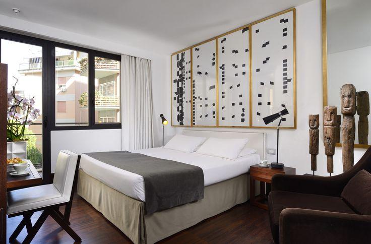 Standard Room - Hotel Pulitzer Roma #hotel #Roma #hotelroom