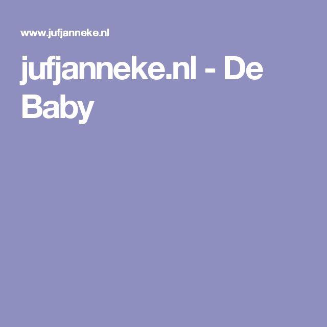 jufjanneke.nl - De Baby