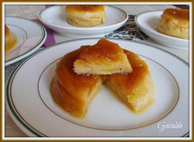 pastel manzana microondas